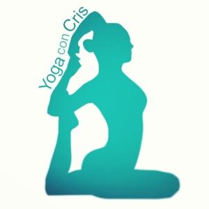 Logo Yoga con Cris