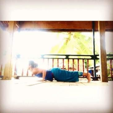 nivel intermedio  yoga con cris